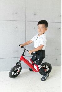 apt'キッズこども向けランバイク用パッド付きサイクルパンツ