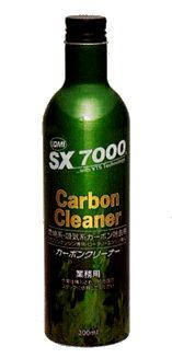 トヨタ・タクティー・エンジンオイル添加剤・QMI製SX7000カーボンクリーナーSX-CC300(300ml)
