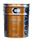 【送料安!!送料込み価格をご確認下さい!】トヨタ・キャッスル・エンジンオイルSN/CF 10W-30 08880-10803 ペール缶20L