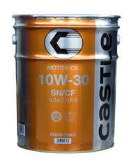 【超大特価!】トヨタ・キャッスル・エンジンオイルSN/CF10W-3008880-10803ペール缶20L