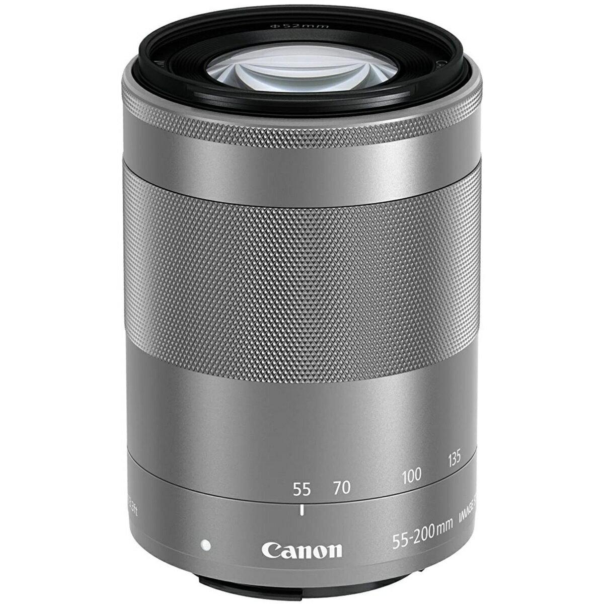 カメラ・ビデオカメラ・光学機器, カメラ用交換レンズ 729()3:00731()23:592Canon EF-M55-200mm F4.5-6.3 IS STM