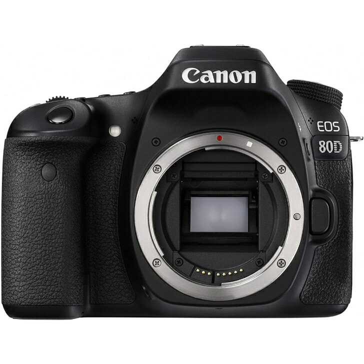 デジタルカメラ, デジタル一眼レフカメラ 919()20:00924()01:59Canon EOS 80D