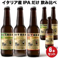 イタリア直輸入 クラフトビール 3種6本飲み比べセット お試し詰め合わせ 送料無料 ギフト