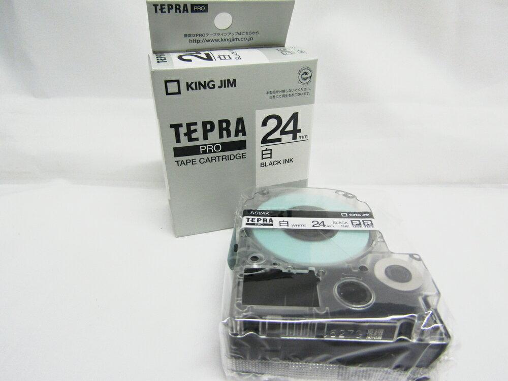 オフィス機器用アクセサリー・部品, ラベルライター用テープ・リフィル 15 PRO SR 24mm SS24K