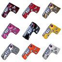 パターカバー ピンタイプ スコッティーキャメロン オデッセイに適合 磁石タイプ開閉 GoodJob刺繍 送料無料