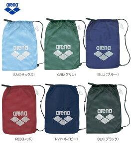 ARENA(アリーナ) メッシュバッグ(L) FREEサイズ(45×65cm)全6色 ARN-4445【年間継続】【メール便指定可能】◇