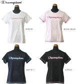 【旧モデル】【税込】Champion(チャンピオン) 女性用(レディース) グラフィックTシャツ 半袖 CLM2830C【メール便指定可能】◇