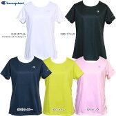 【在庫一掃】【税込】Champion(チャンピオン)女性用(レディース)半袖 Tシャツ 吸水速乾 UVカット CW-HS350【メール便指定可能】【16SS】◇