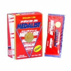 メダリスト(MEDALIST)顆粒/クエン酸・アミノ酸・ビタミン・ミネラル飲料(ドリンク)/アリスト/500ml×12袋