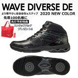 8月末より順次発送 20FW new color MIZUNO ミズノ ウエーブダイバースDE WAVE DIVERSE DE フィットネスシューズ 男女兼用 K1GF1874 09