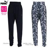 PUMA(プーマ)女性用(レディース)7/8ジャズパンツアンクル丈レギュラーフィットタイプ902960◇