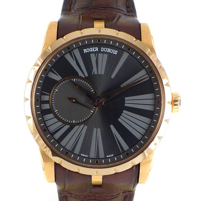 腕時計, メンズ腕時計  ROGER DUBUIS 42 DBEX0352 K18PG