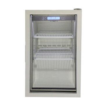 【19日20:00〜26日1:59限定!エントリーでポイント16倍】 JCM 卓上型冷蔵ショーケース JCMS-66 66L 冷蔵 冷蔵庫 保冷庫 ショーケース【代引不可】