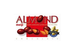 明治 アーモンドチョコレート 96g