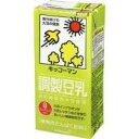 【1ケース】キッコーマン 調製豆乳 (1000ml ×6本)