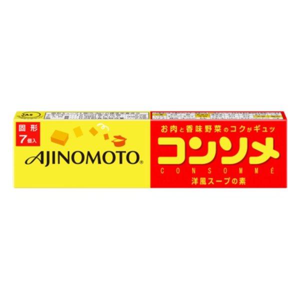 【1ケース】 味の素 クノール コンソメ 固形 (7個×288個入り)【同梱不可】【送料無料】