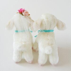 ウェルカムドールヤギ白山羊やぎウェルカムゆきちゃんウエディング人形