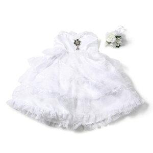 ウェルカムドール衣装手作りウェルカムドール用ウエディングドレスセット