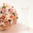 ウェディング資材・結婚式ブーケ・ブーケスタンドガラス