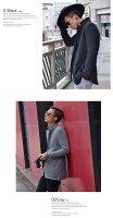 【2color】チェスターコートメンズロングポンチグレー黒三代目ちょいワルビター系BITTER裏ボアポンチチェスターコート