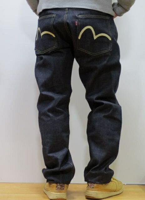 メンズファッション, ズボン・パンツ EVISU No2 No2000 EGD20002XKW
