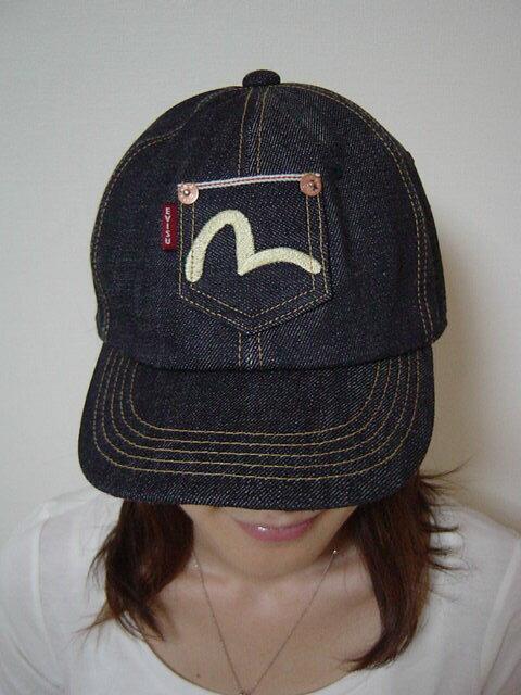 メンズ帽子, キャップ EVISU EDD0200MK00100 500 evisu