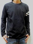 桃太郎ジーンズ桃太郎JEANS07015高級ジンバブエコットン使用5.2オンスMADEINJAPAN(日本製)ロングTシャツ