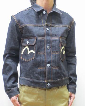 メンズファッション, コート・ジャケット EVISU No1 G EJD1507N1001 evisu