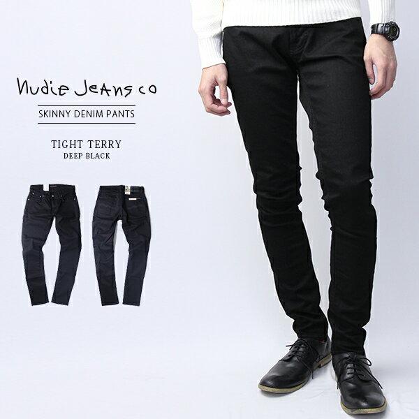 メンズファッション, ズボン・パンツ  Nudie Jeans Tight Terry DEEP Tight Long John G 112451