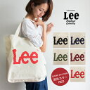 【Lee リー】 BIG PRINT TOTE BAG /QPER60...