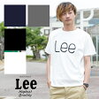 【Lee リー】 ベーシック ビッグ ロゴ Tシャツ LT2194-030/LEE/リー/半袖/カットソー/ロゴT/コットン/綿/シンプル/カジュアル/アメカジ