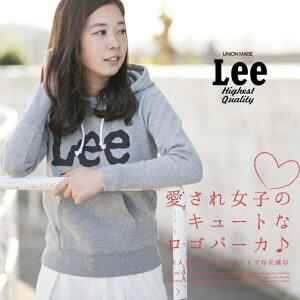 【Lee リー】LEEロゴプリントパーカ LS7174/リー/LEE/ロゴ/トレ…