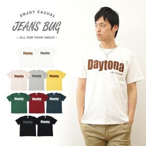 オリジナル デイトナ アメカジプリント Tシャツ シンプル レディース
