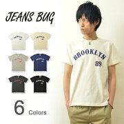 オリジナル プリント Tシャツ ブルックリン ニューヨーク スポーツ シンプル レディース キッズサイズ おそろい
