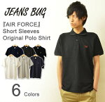 ��OP�ݥ?��ġˡ�AIRFORCE��JEANSBUGORIGINALPRINTPOLO-SHIRT���ꥸ�ʥ륨���ե��������ݥ���Ȼɽ�Ⱦµ�ݥ?��ĥߥ꥿�꡼����ꥫ�����Ʒ�USAF�����ߡ���󥺥�ǥ������礭���������ӥå��������б���OPPL-AF��