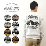 ��12oz�������åȡˡ�MOTORCYCLE��JEANSBUGORIGINALPRINT12oz.���롼�ͥå��������åȥ��ꥸ�ʥ�Х������ץ��ȥإӡ��������ȥȥ졼�ʡ�Sweat�����åȥ⡼�����������륢��ꥫ��Х������졼����󥺥�ǥ������礭����������SW12-MOTOR��