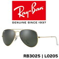 �쥤�Х�(RayBan)���饹RB3025(LO205)