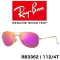 �쥤�Х�(RayBan)���饹RB3362(112/4T)