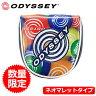 【数量限定モデル】オデッセイ ODYSSEY マーブル ネオマレットパターカバー 17 JM 日本正規品