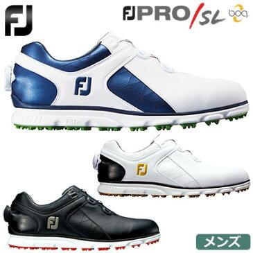 【ゴルフ】【スパイクレスシューズ】フットジョイ FOOTJOY メンズ FJ PRO/SL Boa [#56846 #56847 #56852] 2017年モデル 日本正規品
