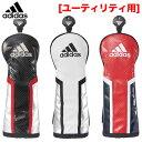 【ゴルフ】【ヘッドカバー】アディダス adidas メンズ ...