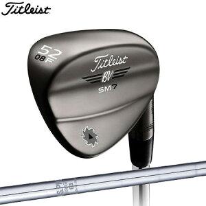 [Golf Club] [Wedge] TITLEIST TITLEIST 2018 VOKEY DESIGN SM7 (Vokei Design Spin Milled 7) طلاء إسفين مصقول [تثبيت NSPRO 950GH] (أصلية يابانية)