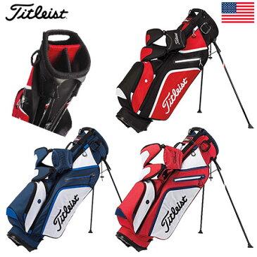 【送料無料】【ゴルフ】【キャディバッグ】タイトリスト Titleist メンズ Ultra Lightweight Stand Bag TB5SX1 USA直輸入品