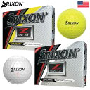 【USA直輸入モデル】【ゴルフ】【ボール】スリクソン SRIXON 2017 Z-STAR XV5 ボール 1ダース (USA直輸入品)【21MASTERS】・・・