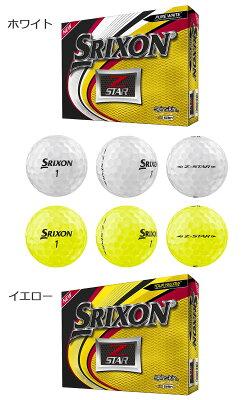 スリクソン 2019 Z-STAR ゴルフボール 1ダース USA直輸入品 ウレタンカバー 3ピース MEGASALE 画像1