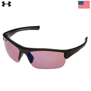 アンダーアーマー UA Propel (Shiny Black/Golf Tuned) サングラス 8650106-010174 UNDER ARMOUR USA直輸入品