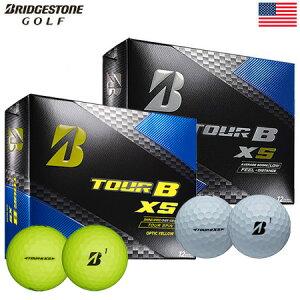 ブリヂストンゴルフ BRIDGESTONE GOLF 2017 TOUR B XS ボール 1ダース [フィーリング+飛距離性能](USA直輸入品)【3ピース】【ゴルフ】【ボール】MEGASALE