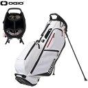オジオ FUSE STAND BAG 4 JV スタンドキャディバッグ 5120092OG White 日本正規品