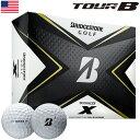 ブリヂストンゴルフ TOUR B X ゴルフボール 2020年モデル 1ダース USA直輸入品【BRIDGESTONE GOLF】【飛距離重視】【しっかり目】【2020TOURB】・・・