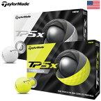 【D・ジョンソン使用】テーラーメイド NEW TP5X (2019-2020) ボール USA直輸入品【5ピース】【ソフト】【リッキー・ファウラー】
